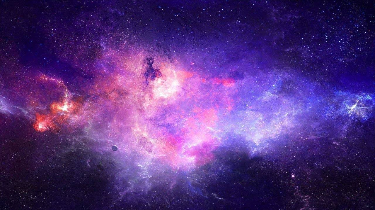 Galaxy Cosmic Ride