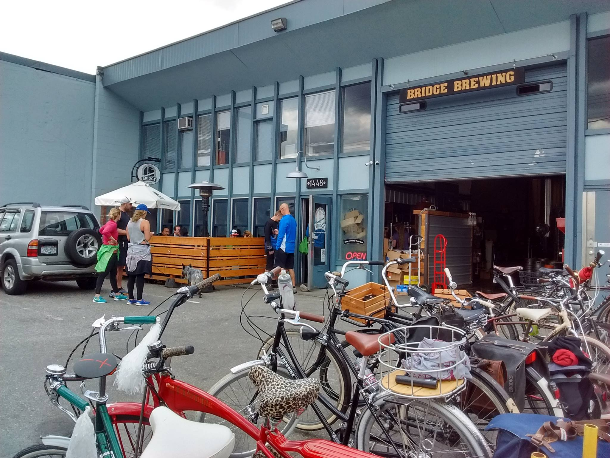North Shore Brewery Tour